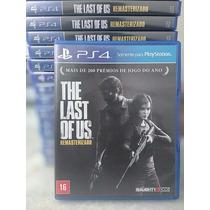 The Last Of Us Remastered Ps4 Dublado Pt-br Midia Fisica