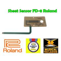 Sensor Original P/ Pedal Roland Fd8 Frete Free