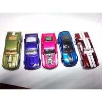 Lote Hot Wheels Mustang 5 Unidades