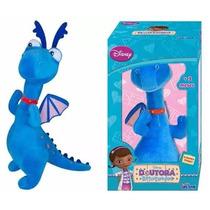 Boneco Pelúcia Dragão Felpudo Dra. Brinquedos 32cm Long Jump
