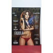 Fabiola Campomanes Revista Playboy Octubre 2013