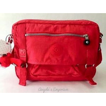 Cartera Kipling Gracy Nueva Y Original Desde Usa