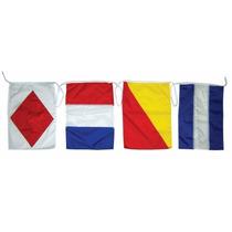 Banderas Para Yate O Lancha. Decorativas 12x18 Pulgadas