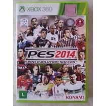 Pes 2014 14 Ntsc Original Para Xbox 360