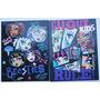 Monster High Folder Escuela Determinada Cartera - Paquete De