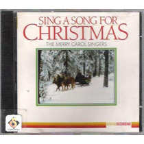 Cd Sing A Song For Christmas The Merry Carol Singers