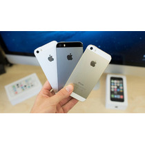 Apple Iphone 5s 16gb Garantia 12 Meses Accesorios Originales