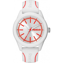 Reebok Spindrop Women Crisp White Red Cuarzo 38mm Diego Vez
