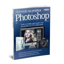 Livro Aprenda Na Prática Photoshop - Vol. 1, Editora Europa