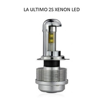 Kit Xenon Led H4 Alta/baja 2016 Ultimo Version 2s Luz
