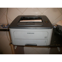 Impressora Laser Samsung Ml 2851nd Duplex Funcionando Usada