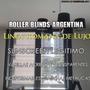 Cortinas Romanas Linea Lujo En Sunscreen Legitimo