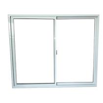 Ventana Abertura Aluminio Vidrio 4mm Blanco Fabrica 200x150