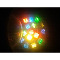 Luz Motorizada Para Minitecas Discotecas Fiesta