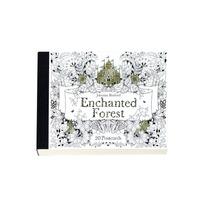 Enchanted Forest Postcards: 20 Postales 16.5x12 Cm Basfo *sk