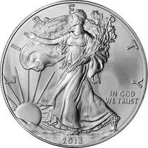 Robmar-usa-1 Dolar De Onza De Plata Pura O,999 Varios Años