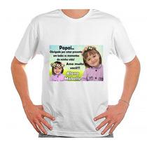 Camiseta Poliester 100%