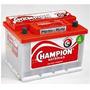 Bateria Champion 12v X 60 Amp.