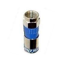 30 Conector Compresion Coaxil Rg6 Directv Cable Tda.v.crespo