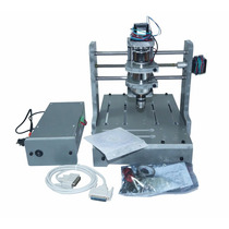 Máquina De Carpintería Cnc Router, Pequeña Fresadora Grabado