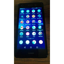 Huawei G Elite Ale-l23 Negro Telcel Liberado Cambio O Vendo
