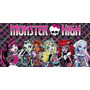 Kit Imprimible Monster High Fiesta 3x1