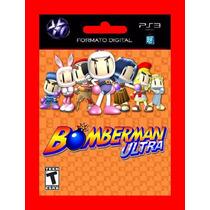 Bomberman Ultra Ps3 Digital En Español Oferta !!!