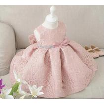Vestido De Festa Dama De Honra Infantil