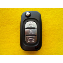Carcasa Control Remoto Renault Fluence Clio Envio Gratis