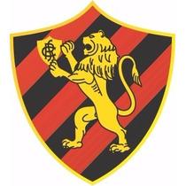 Adesivo Sport Club Do Recife 10cm - Frete Grátis
