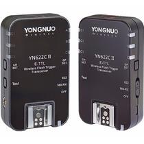 Rádio Flash Yongnuo Yn622n-ii Ttl Para Nikon Yn622 Yn-622n