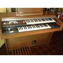 Teclado Organo Yamaha Bk 4c Magnifico Estado