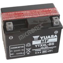Bateria Ytx4l-bs Yuasa Selada Titan Ks / Honda Biz