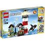 Juguete Lego Creator Faro De La Punta De Construcción Conj