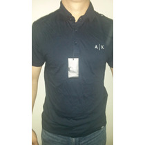 Polo Armani Exchange Original Con Etiqueta Certificado