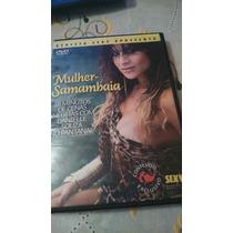 Dvd Revista Sexy Mulher Samambaia