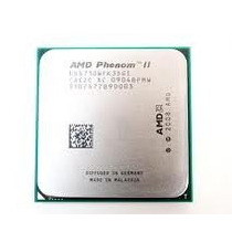 Phenom Ii 2 X3 710 2.6ghz Socket Am3 Tricore Com Garantia