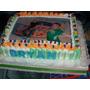 Tortas Decoradas Para Cumpleaños Fiestas,eventos $300 X Kilo