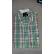 Camisa La Martina,talla M, Manga Corta, Original Y Nueva