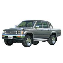 1/24 Toyota Hilux Doble Cabina 4wd Tome El Carro