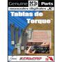 Tablas Torque Culatas De Cilindro Ford Honda Fiat Bmw Dodge