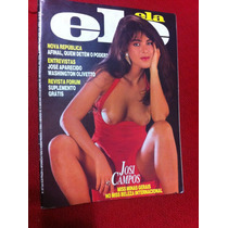 Revista Ele Ela Josí Campos Garota De Ipanema 87 Tania Alves