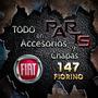 Zocalo S/original Der/izq. Fiat 147-fiorino Y Mas...
