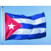 Bandera De Cuba 150x90cm Pais Seleccion Che Fidel Castro