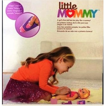 Muñeca Little Mommy Originales Fisher Price