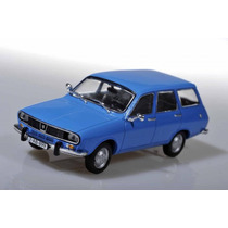 Renault 12 Guayin Azul Francés 1/43 Super Edición Limitada!!