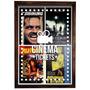 Quadro Box Cinema 45x30 Suspense Tickets Ingressos Filmes