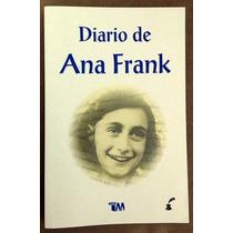 El Diario De Ana Frank Editorial Tomo