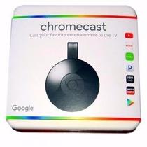 Google Chromecast 2da Generacion Smart Tv Usb Wifi 2016