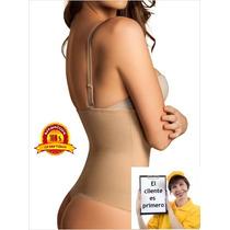 Faja Body Moldea Y Reduce Marca Diane Panty E Hilo, S, M, L